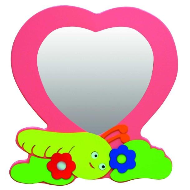 Kalpli Lavabo Aynası
