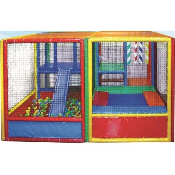 Play Soft Trambolinli Top Havuzu